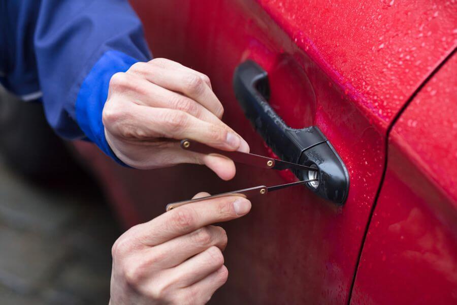 Schlüsseldienst Österfeld Autoöffnung
